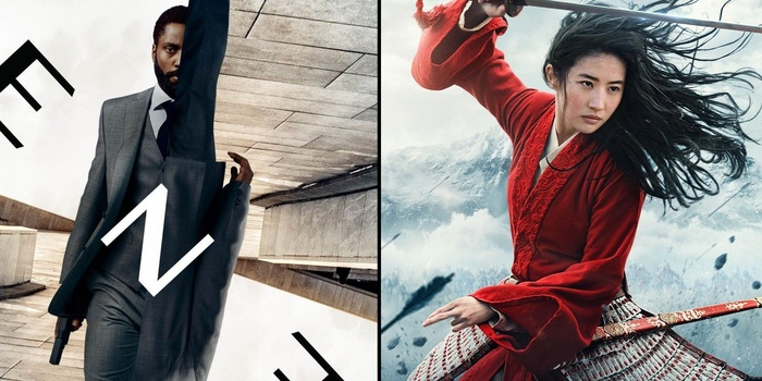 Đặt lên bàn cân 'Tenet' và 'Mulan': Cái tên nào thành công hơn?