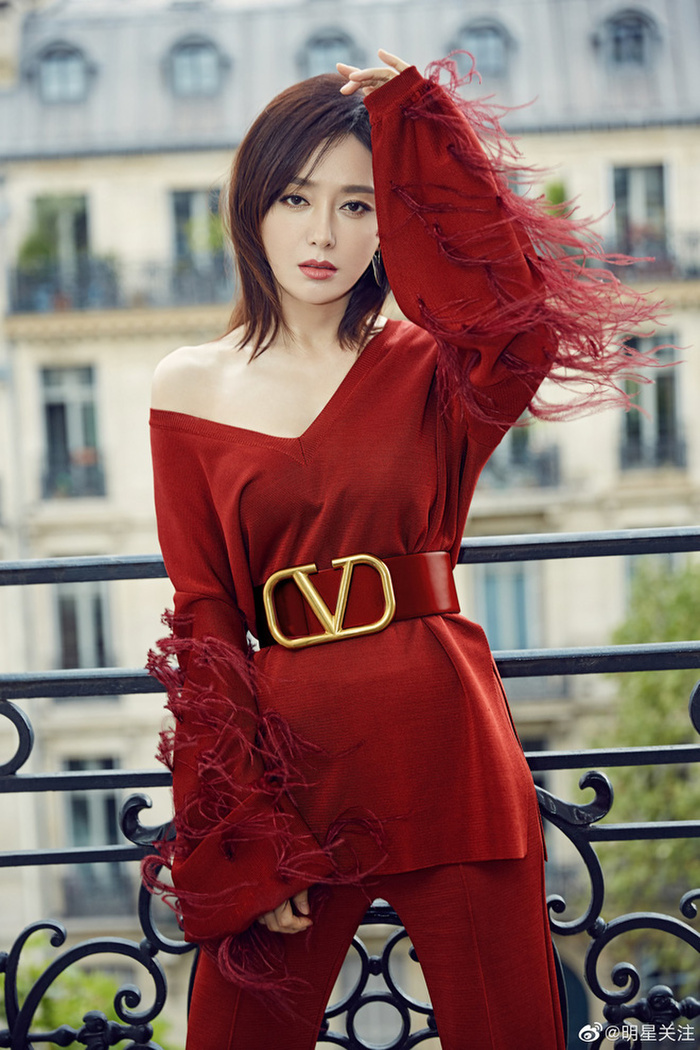 Không phải 'Phú sát' Tần Lam, mỹ nhân Đường Yên mới là đại sứ thương hiệu Valentino Ảnh 6