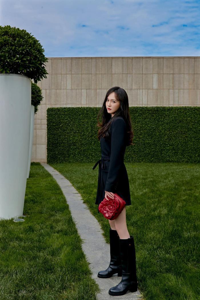 Không phải 'Phú sát' Tần Lam, mỹ nhân Đường Yên mới là đại sứ thương hiệu Valentino Ảnh 5