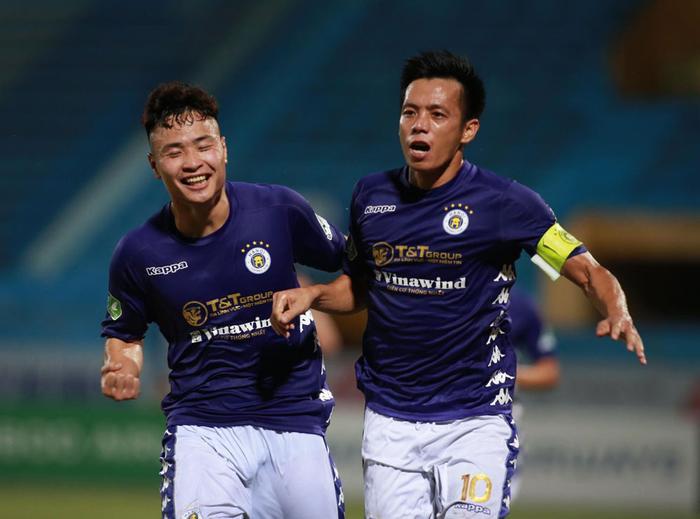 Hà Nội FC gây sốc khi cầm hòa đội bét bảng Quảng Nam Ảnh 1