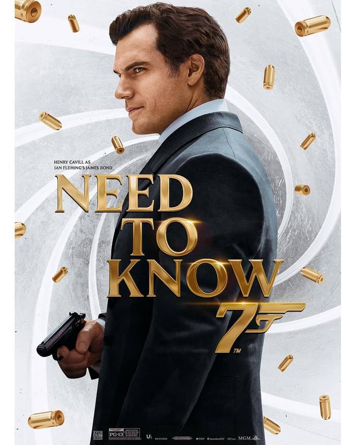 'Superman' Henry Cavill tuyên bố muốn thủ vai James Bond trong tương lai Ảnh 6