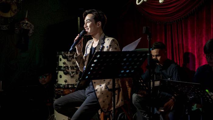 Vừa trở lại sau dịch, Ali Hoàng Dương đã khai pháo với 2 đêm nhạc TPHCM, Hà Nội Ảnh 3