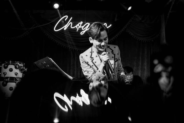 Vừa trở lại sau dịch, Ali Hoàng Dương đã khai pháo với 2 đêm nhạc TPHCM, Hà Nội Ảnh 4