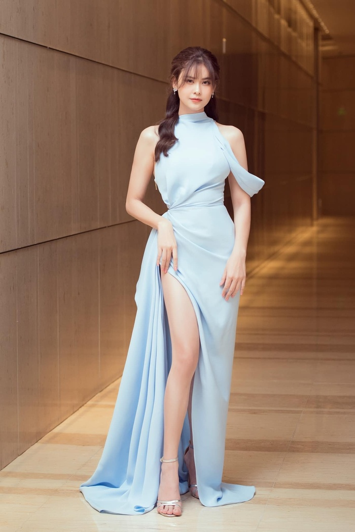 Vượt dàn Hoa hậu, Ngọc Trinh chỉ hở nhẹ cũng điềm nhiên dẫn đầu bảng xếp hạng sao đẹp Ảnh 9