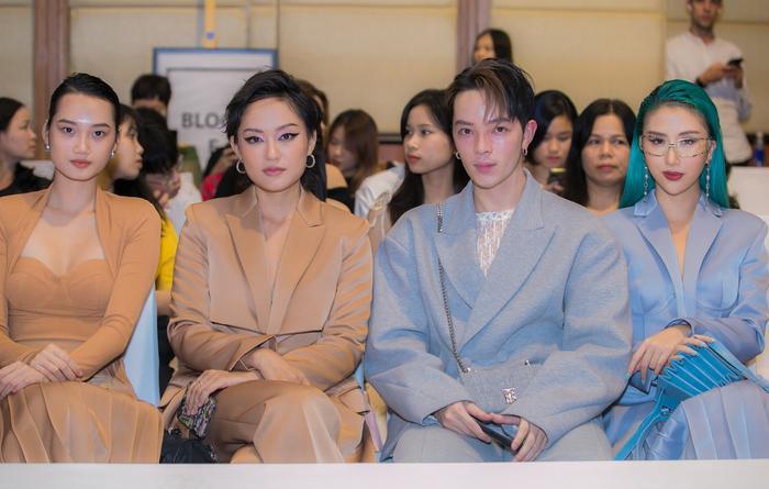 Linh Rin đẹp dịu dàng như nàng thơ, tình tứ e ấp bên Phillip Nguyễn Ảnh 6