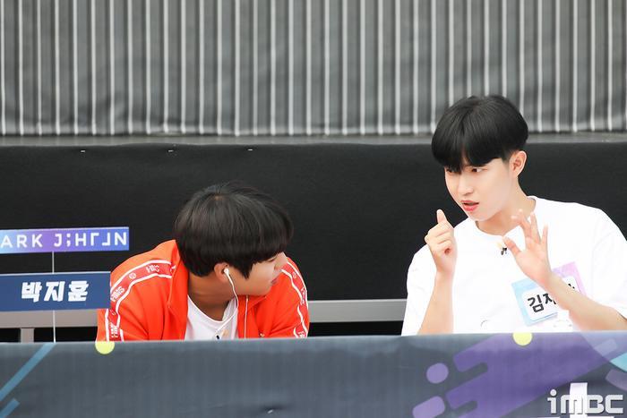 Đại hội thể thao idol 2020: Wanna One hội tụ đông vui, 'Quán quân' Kim Yo Han (X1) thì sao? Ảnh 17
