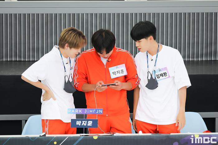 Đại hội thể thao idol 2020: Wanna One hội tụ đông vui, 'Quán quân' Kim Yo Han (X1) thì sao? Ảnh 21