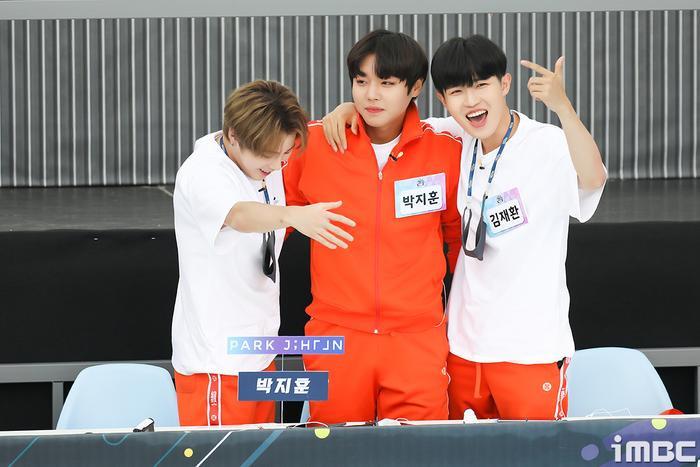 Đại hội thể thao idol 2020: Wanna One hội tụ đông vui, 'Quán quân' Kim Yo Han (X1) thì sao? Ảnh 23