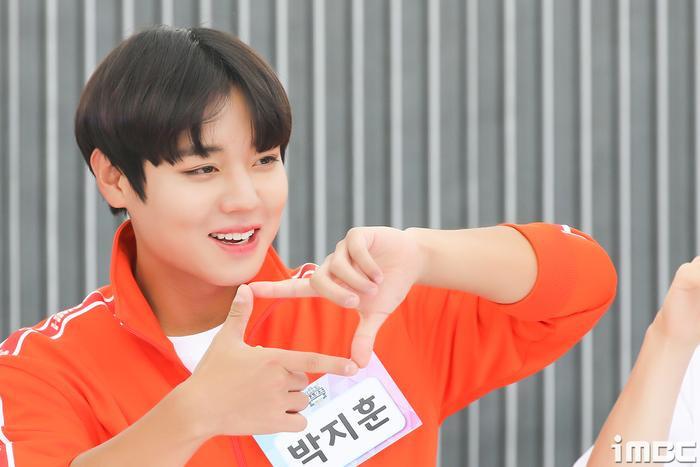 Đại hội thể thao idol 2020: Wanna One hội tụ đông vui, 'Quán quân' Kim Yo Han (X1) thì sao? Ảnh 26