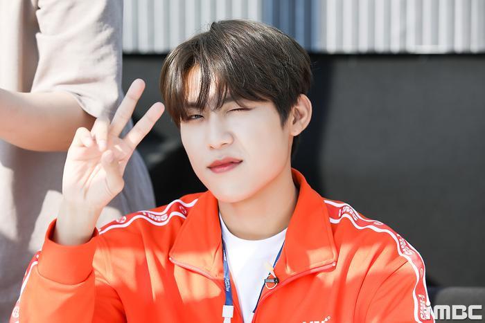 Đại hội thể thao idol 2020: Wanna One hội tụ đông vui, 'Quán quân' Kim Yo Han (X1) thì sao? Ảnh 34