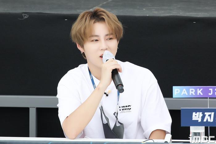 Đại hội thể thao idol 2020: Wanna One hội tụ đông vui, 'Quán quân' Kim Yo Han (X1) thì sao? Ảnh 16