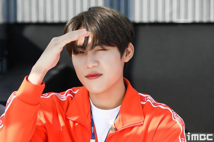 Đại hội thể thao idol 2020: Wanna One hội tụ đông vui, 'Quán quân' Kim Yo Han (X1) thì sao? Ảnh 33