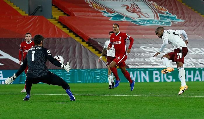 Liverpool 3-1 Arsenal: Sức mạnh nhà vô địch Ảnh 2
