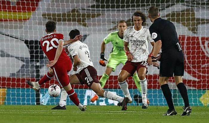 Liverpool 3-1 Arsenal: Sức mạnh nhà vô địch Ảnh 3
