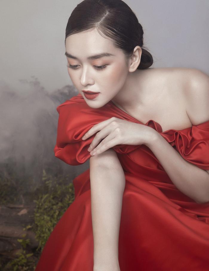 'Chị Nguyệt' phiên bản 2k – Á hậu Tường San đẹp mặn mà trong bộ ảnh mùa Trung thu Ảnh 11