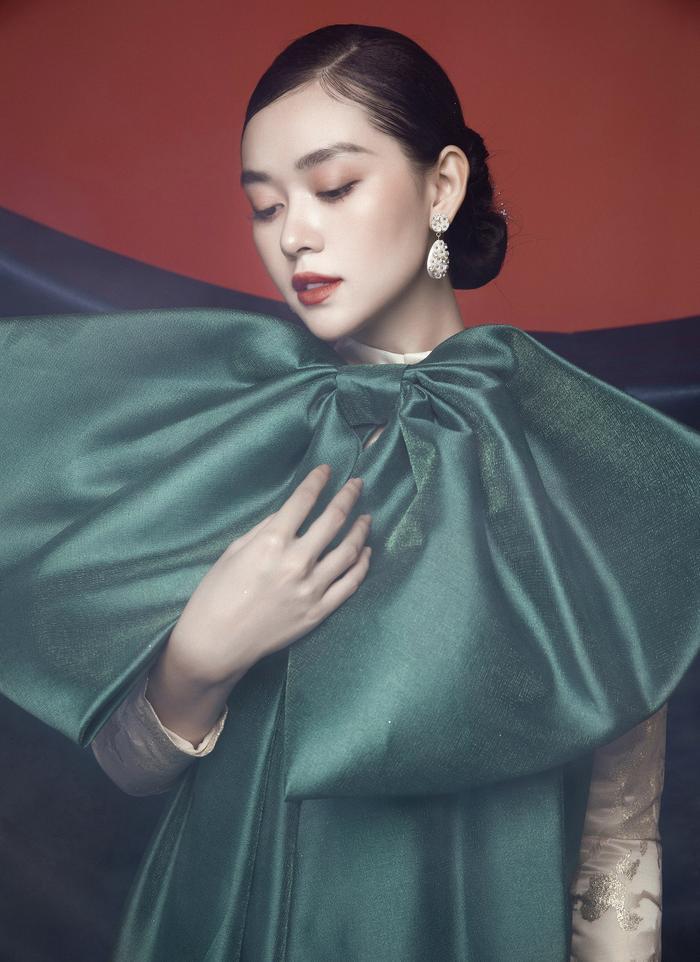 'Chị Nguyệt' phiên bản 2k – Á hậu Tường San đẹp mặn mà trong bộ ảnh mùa Trung thu Ảnh 16