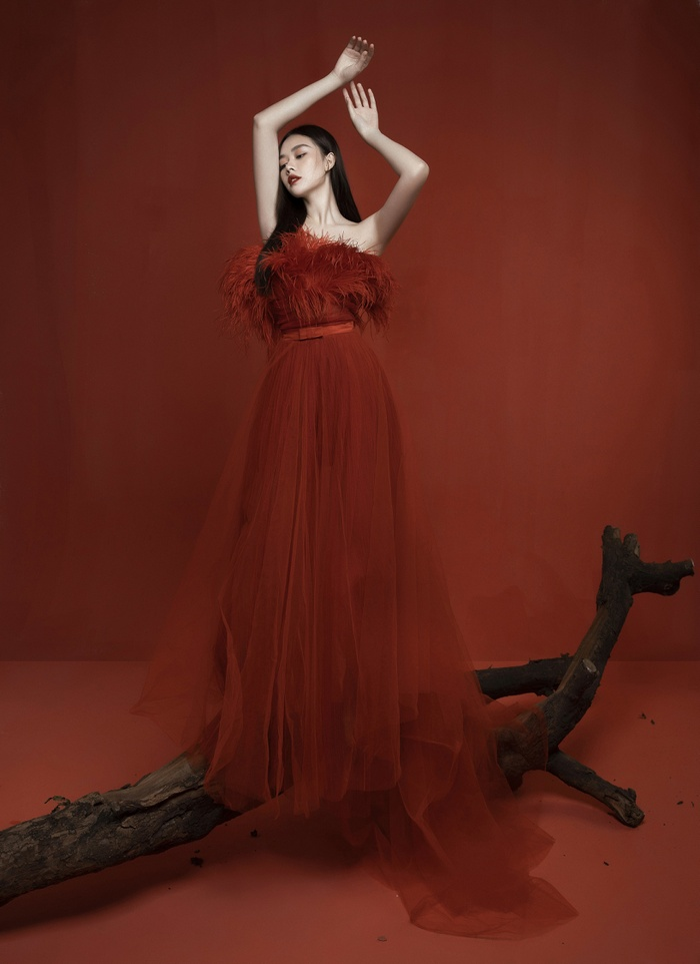 'Chị Nguyệt' phiên bản 2k – Á hậu Tường San đẹp mặn mà trong bộ ảnh mùa Trung thu Ảnh 2