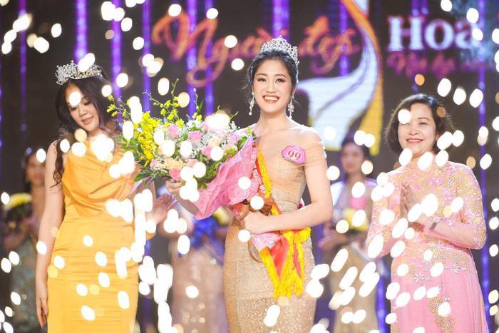 Mê mẩn nhan sắc 5 người đẹp được đặc cách vào thẳng Top 60 vòng Bán kết Hoa hậu Việt Nam Ảnh 6
