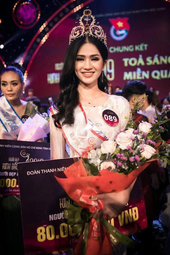 Mê mẩn nhan sắc 5 người đẹp được đặc cách vào thẳng Top 60 vòng Bán kết Hoa hậu Việt Nam Ảnh 3