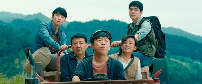 Họp báo phim 'Tôi và quê hương của tôi': Vương Nguyên kính nghiệp, Dương Tử bị mắc sai lầm khi quay phim Ảnh 1