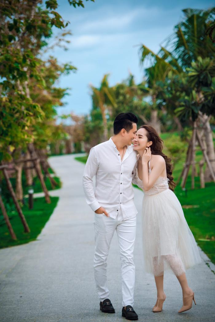 Việt Anh và Quỳnh Nga tung ảnh tình tứ mặc dù phủ nhận tin đồn hẹn hò Ảnh 3
