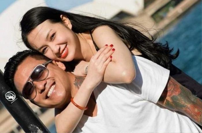 Tuấn Hưng hạnh phúc vì được bà xã Hương Baby tổ chức sinh nhật bất ngờ Ảnh 3