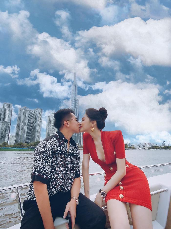 Matt Liu ra mắt gia đình Hương Giang: Anh chàng đang định 'đánh nhanh rút gọn' để 'đưa nàng về dinh'? Ảnh 5