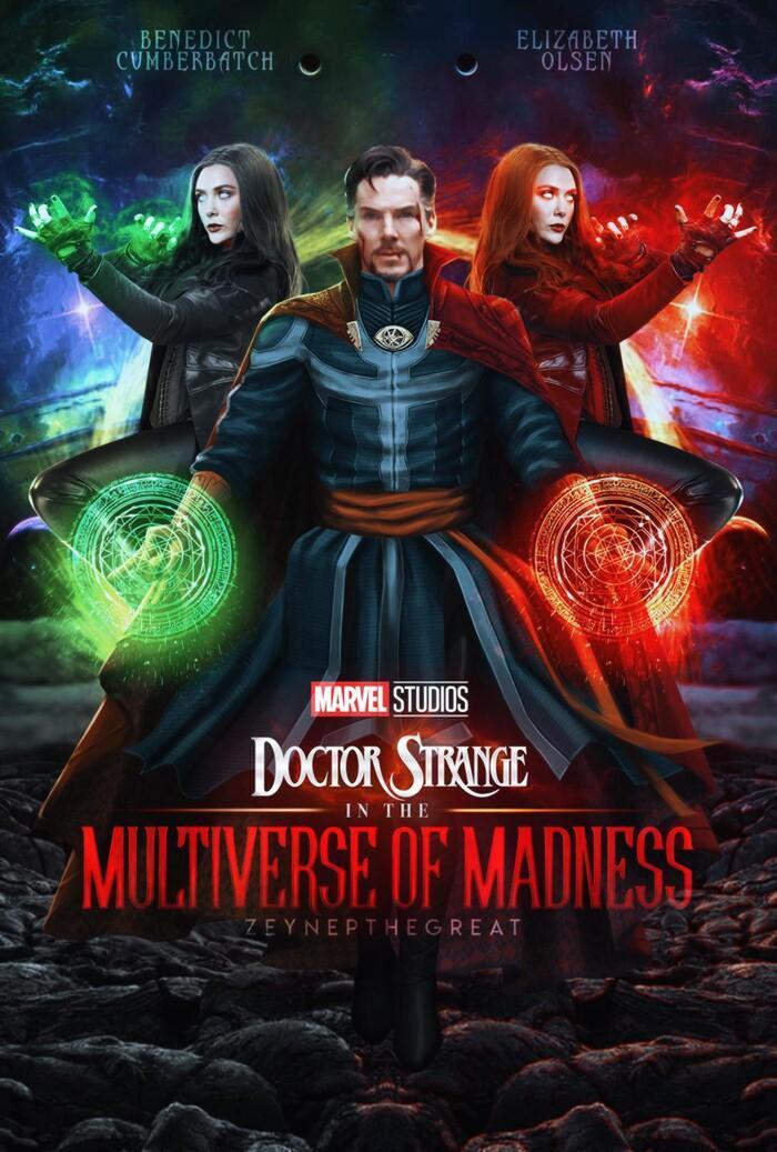 Doctor Strange 2 chuẩn bị bấm máy, sẵn sàng cho một kỷ nguyên mới của MCU Ảnh 2