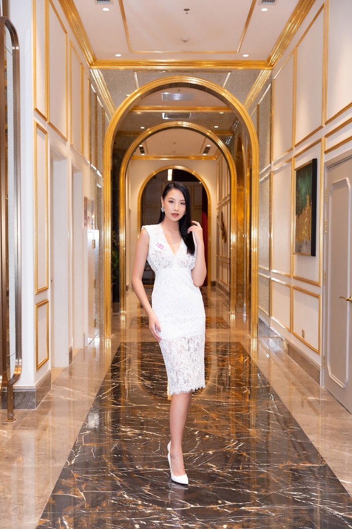 Chiêm ngưỡng nhan sắc Top 60 người đẹp tranh vương miện Hoa Hậu Việt Nam 2020 Ảnh 8
