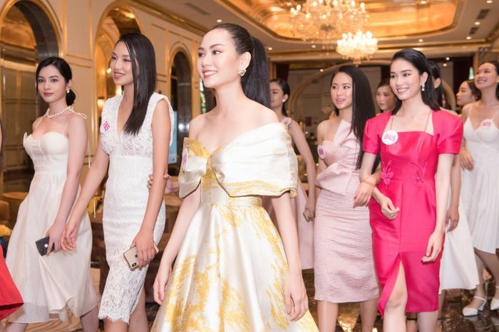 Chiêm ngưỡng nhan sắc Top 60 người đẹp tranh vương miện Hoa Hậu Việt Nam 2020 Ảnh 2