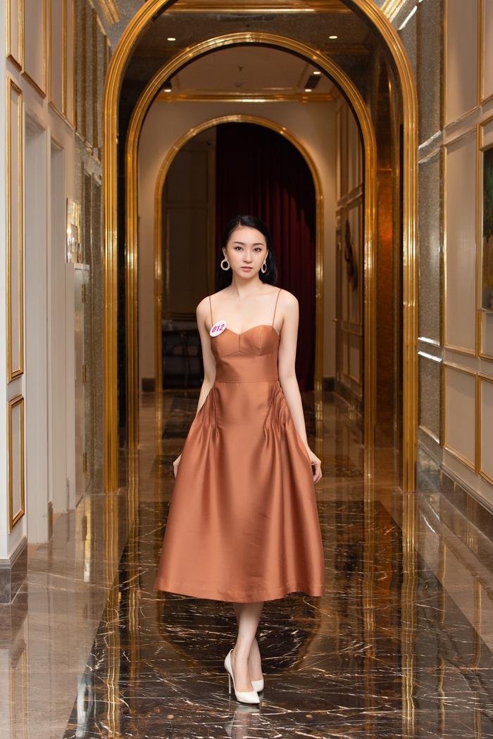 Chiêm ngưỡng nhan sắc Top 60 người đẹp tranh vương miện Hoa Hậu Việt Nam 2020 Ảnh 3