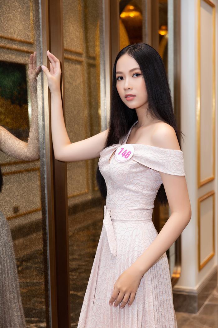 Chiêm ngưỡng nhan sắc Top 60 người đẹp tranh vương miện Hoa Hậu Việt Nam 2020 Ảnh 5
