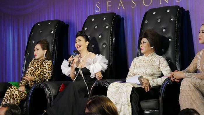 Nghệ sĩ Kiều Oanh: 'Tôi hãnh diện khi lô tô ngày càng sang trọng' Ảnh 3