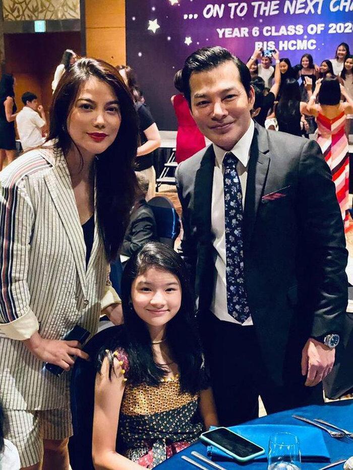 Con gái Trương Ngọc Ánh lại gây sốt với bộ ảnh xinh đẹp chuẩn hoa hậu tương lai Ảnh 9