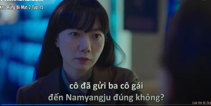 Khu rừng bí mật tập 15: Hé lộ kẻ chủ mưu cái chết bỉ ẩn Park Gwang Su và vụ án mất tích Seo Dong Jae là người cầm quyền tối cao nhất của pháp luật Ảnh 10