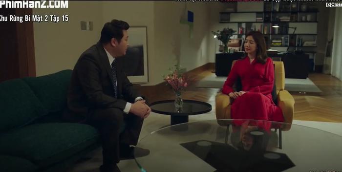 Khu rừng bí mật tập 15: Hé lộ kẻ chủ mưu cái chết bỉ ẩn Park Gwang Su và vụ án mất tích Seo Dong Jae là người cầm quyền tối cao nhất của pháp luật Ảnh 1