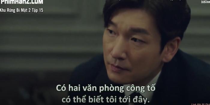 Khu rừng bí mật tập 15: Hé lộ kẻ chủ mưu cái chết bỉ ẩn Park Gwang Su và vụ án mất tích Seo Dong Jae là người cầm quyền tối cao nhất của pháp luật Ảnh 11