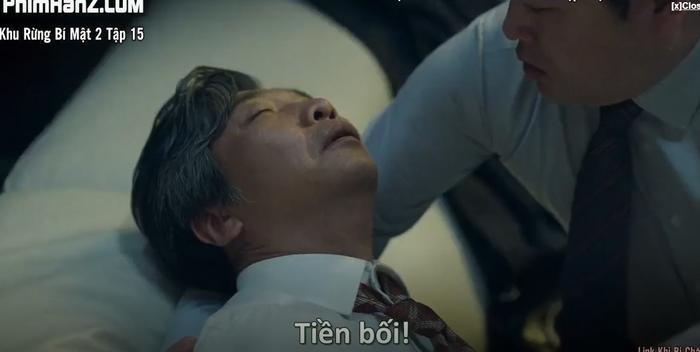 Khu rừng bí mật tập 15: Hé lộ kẻ chủ mưu cái chết bỉ ẩn Park Gwang Su và vụ án mất tích Seo Dong Jae là người cầm quyền tối cao nhất của pháp luật Ảnh 12