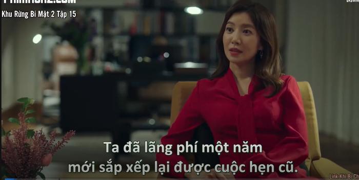 Khu rừng bí mật tập 15: Hé lộ kẻ chủ mưu cái chết bỉ ẩn Park Gwang Su và vụ án mất tích Seo Dong Jae là người cầm quyền tối cao nhất của pháp luật Ảnh 2
