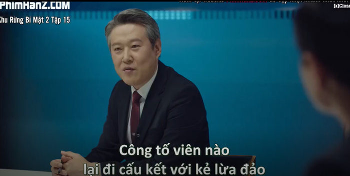 Khu rừng bí mật tập 15: Hé lộ kẻ chủ mưu cái chết bỉ ẩn Park Gwang Su và vụ án mất tích Seo Dong Jae là người cầm quyền tối cao nhất của pháp luật Ảnh 6