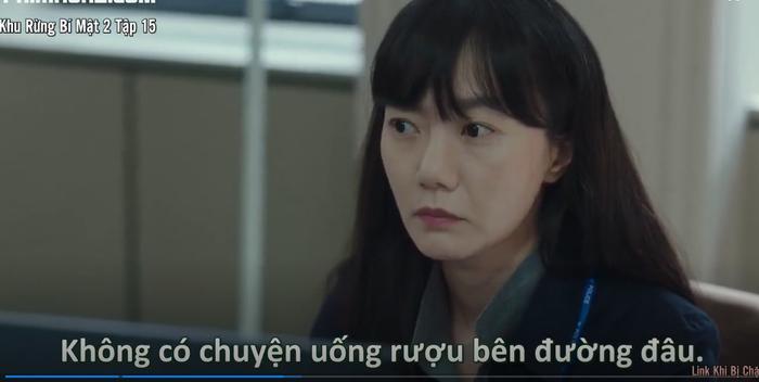 Khu rừng bí mật tập 15: Hé lộ kẻ chủ mưu cái chết bỉ ẩn Park Gwang Su và vụ án mất tích Seo Dong Jae là người cầm quyền tối cao nhất của pháp luật Ảnh 9