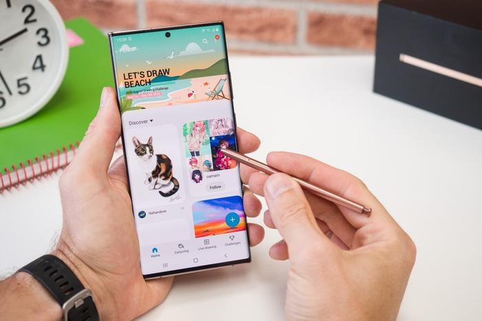 Samsung sẽ khai tử Samsung Galaxy Note nhưng không phải ngay năm 2021 Ảnh 1