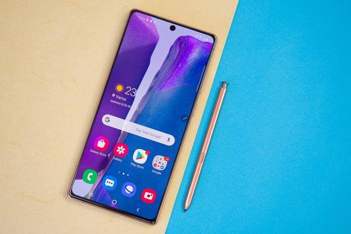 Samsung sẽ khai tử Samsung Galaxy Note nhưng không phải ngay năm 2021 Ảnh 2