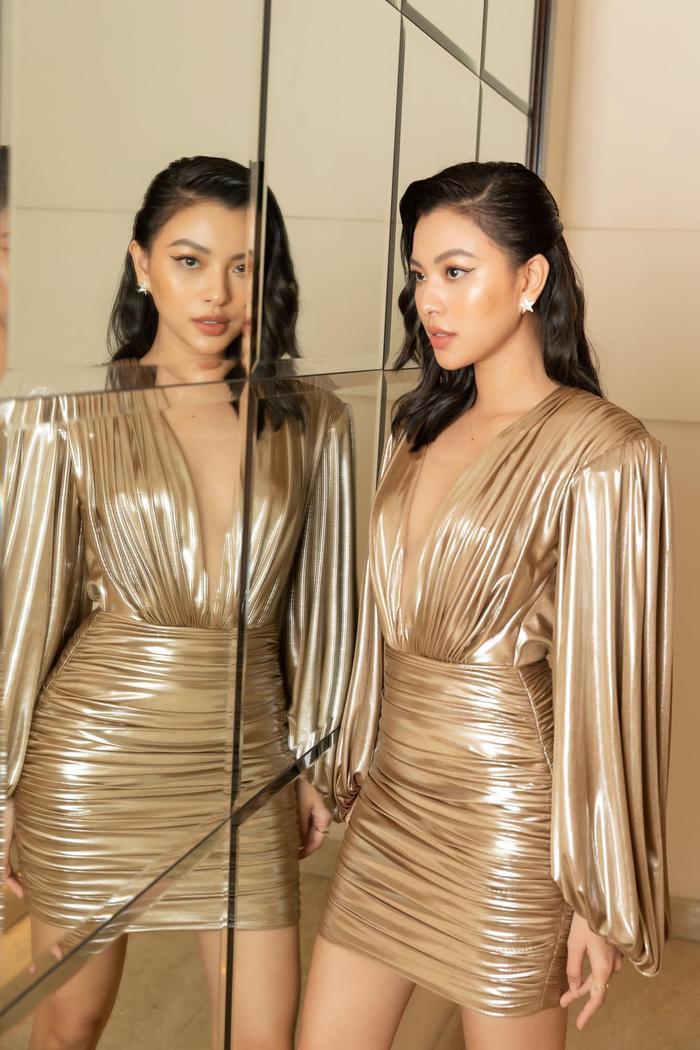 Hoa hậu Tiểu Vy, Lương Thùy Linh 'bùng nổ' nhan sắc, chiếm lĩnh bảng đầu sao đẹp Ảnh 7