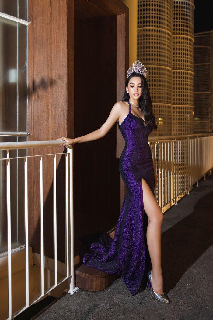 Hoa hậu Tiểu Vy, Lương Thùy Linh 'bùng nổ' nhan sắc, chiếm lĩnh bảng đầu sao đẹp Ảnh 2