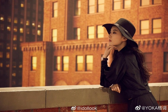 Netizens admire the impressive beauty of Liu Yifei in the new series of commercials.