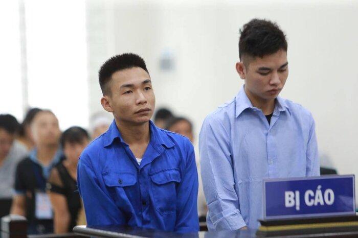 Sáng nay xét xử vụ nam sinh chạy grab bị 2 gã thanh niên sát hại dã man ở Hà Nội Ảnh 1