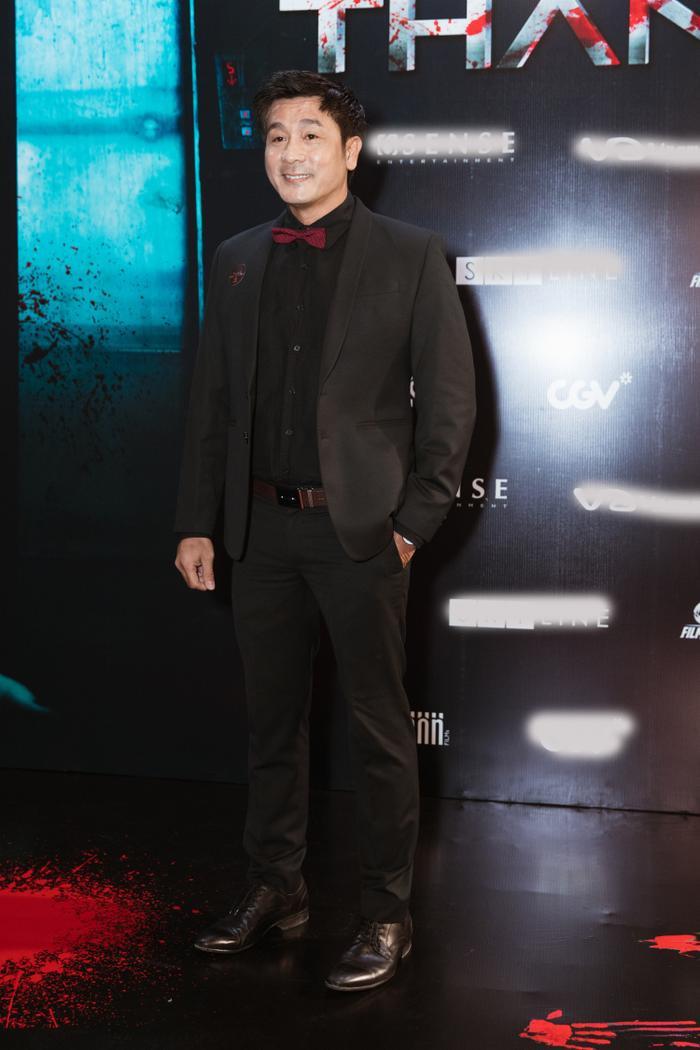 Chỉ hát OST, Han Sara vẫn 'chặt đẹp' thảm đỏ họp báo phim 'Thang máy' Ảnh 7