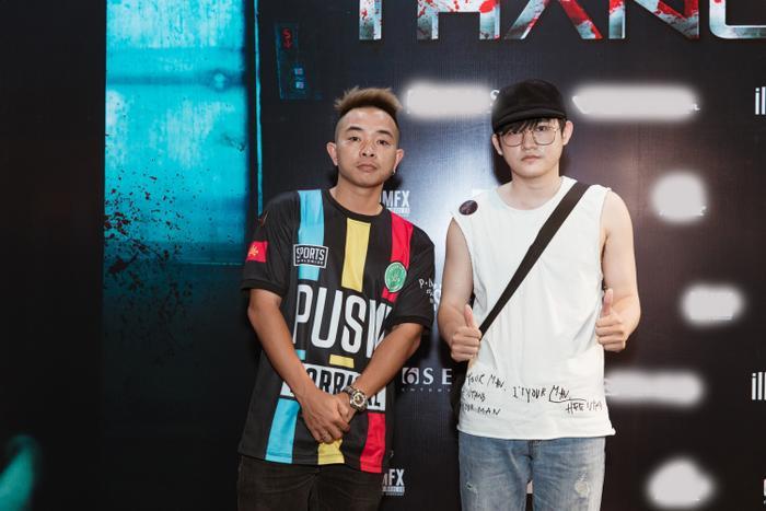 Chỉ hát OST, Han Sara vẫn 'chặt đẹp' thảm đỏ họp báo phim 'Thang máy' Ảnh 10