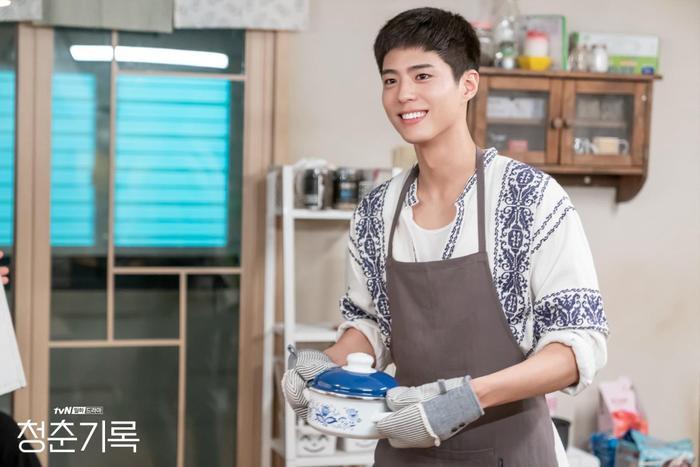 10 diễn viên - phim Hàn được yêu thích đầu tháng 10: Park Bo Gum đứng nhất 5 tuần liền, bỏ xa loạt mỹ nam điển trai! Ảnh 4